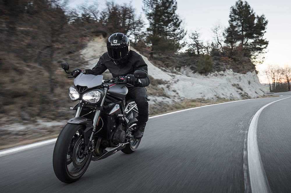 Street Triple RS Instagram image 2