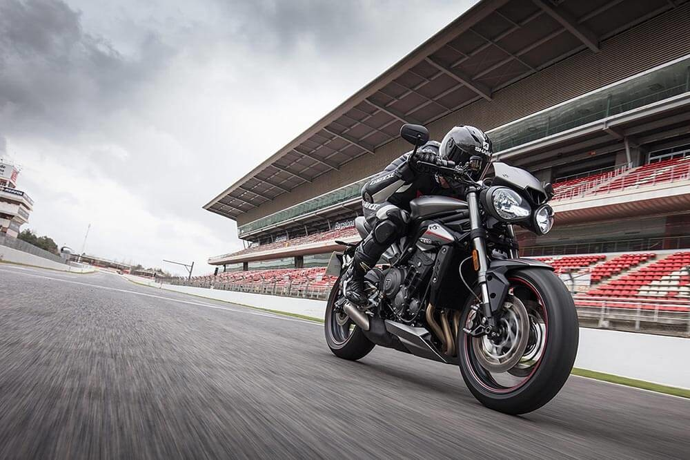Street Triple RS Instagram image 4
