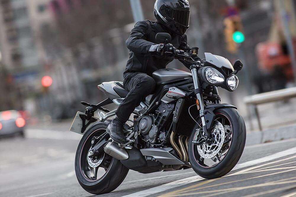 Street Triple RS Instagram image 1