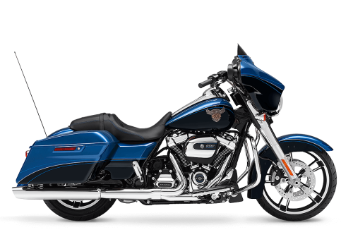 115th Anniversary Street Glide<sup>®</sup>