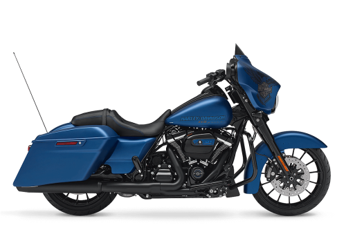 Street Glide<sup>®</sup> Special Anniversary