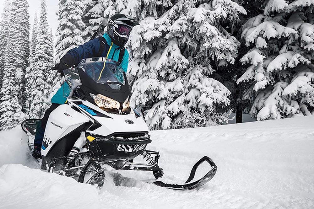 2020 Backcountry 600R E-TEC® Instagram image 4