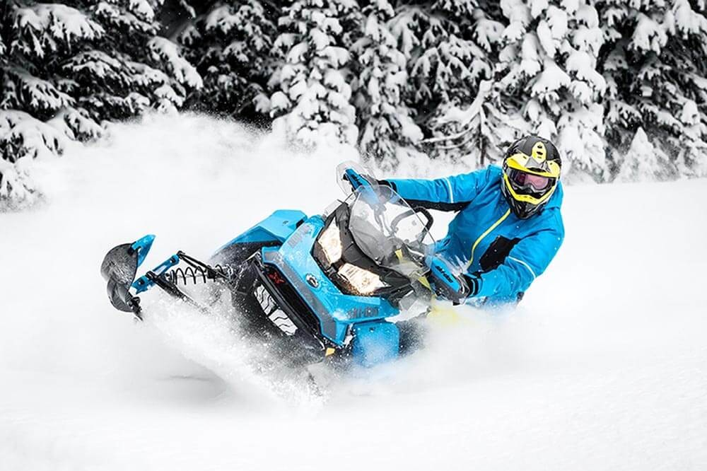 2020 Backcountry 600R E-TEC® Instagram image 5