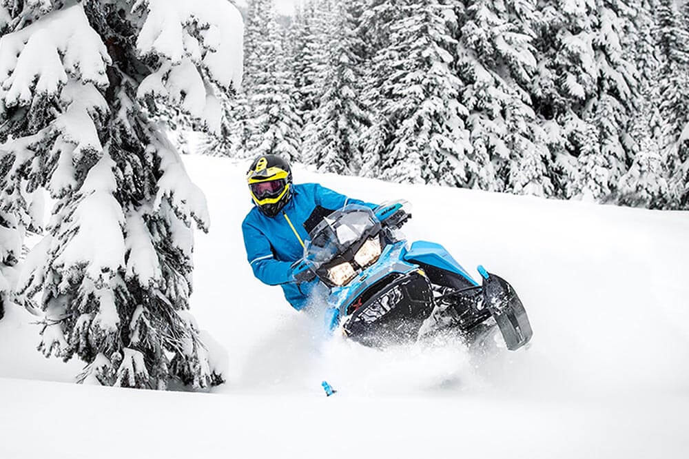 2020 Backcountry 600R E-TEC® Instagram image 2
