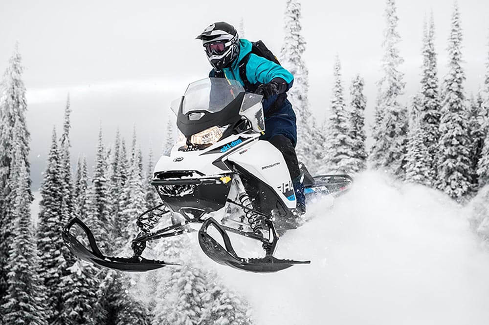 2020 Backcountry 600R E-TEC® Instagram image 6