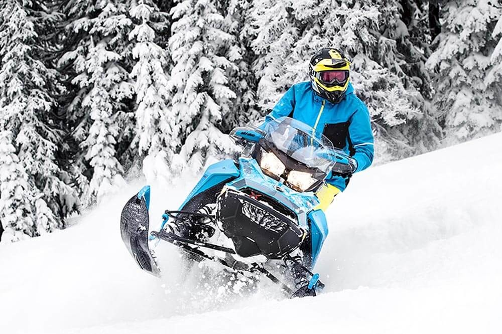 2020 Backcountry 600R E-TEC® Instagram image 3
