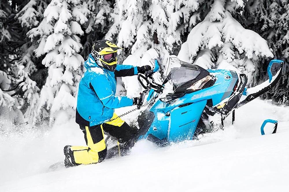2020 Backcountry 600R E-TEC® Instagram image 1