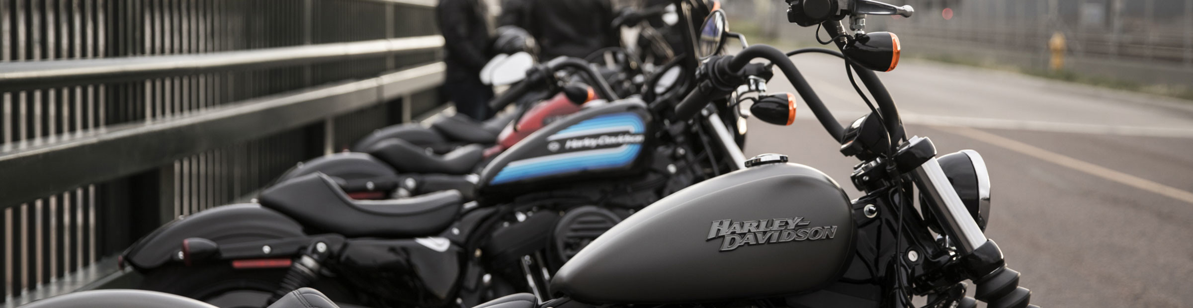 Value Your Trade at Rubber City Harley-Davidson®