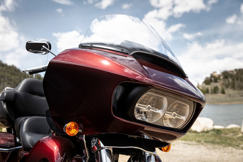Road Glide<sup>™</sup> Ultra Instagram image 1