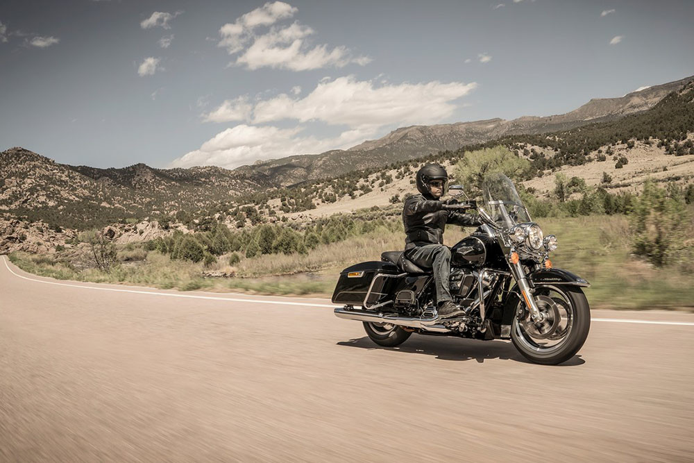 Road King<sup>®</sup> Instagram image 1
