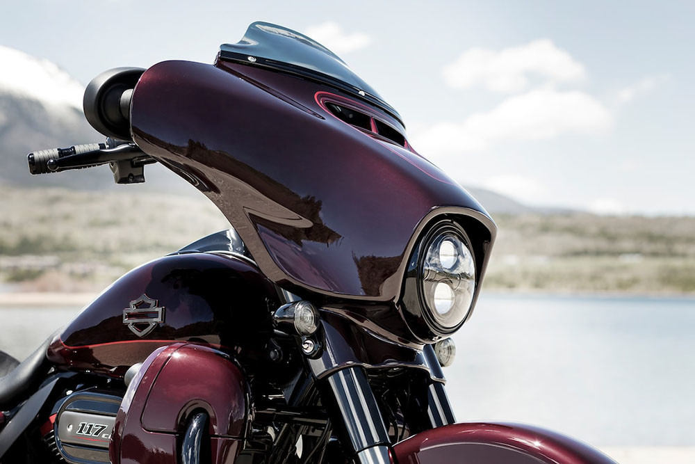 CVO<sup>™</sup> Street Glide<sup>®</sup> Instagram image 2