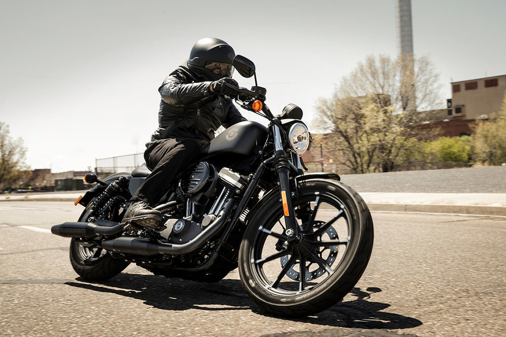 Iron 883<sup>™</sup> Instagram image 3