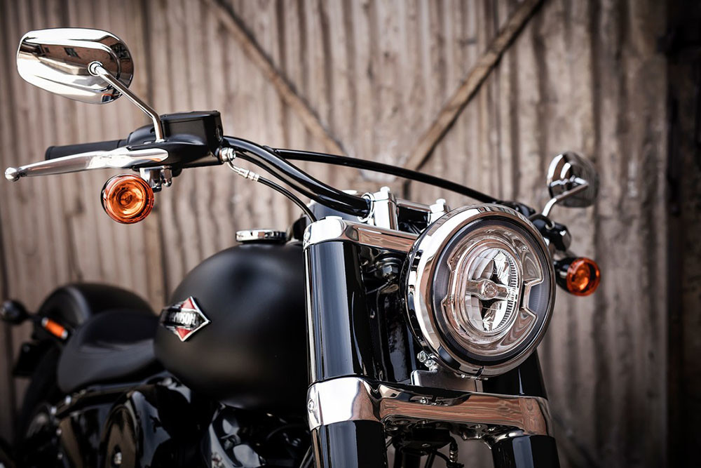 Softail Slim<sup>™</sup> Instagram image 5