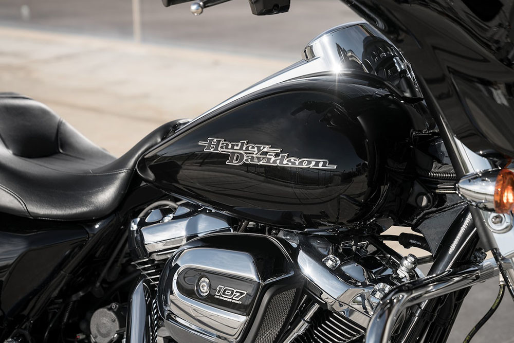 Street Glide<sup>®</sup> Instagram image 5