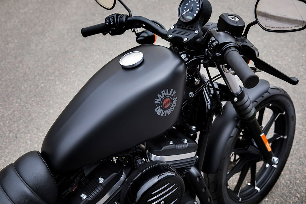 Iron 883<sup>™</sup> Instagram image 2