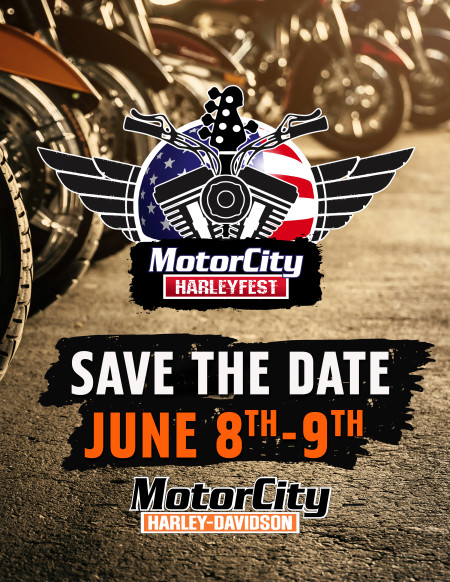 Harleyfest 2019 Save the Date!