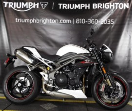 SPEED TRIPLE RS 2019 Speed Triple RS