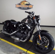 2019 Harley-Davidson XL 1200X - Sportster Forty-Eight