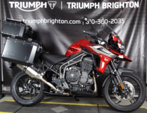 2018 Triumph Tiger 1200 XRT - Korosi Red