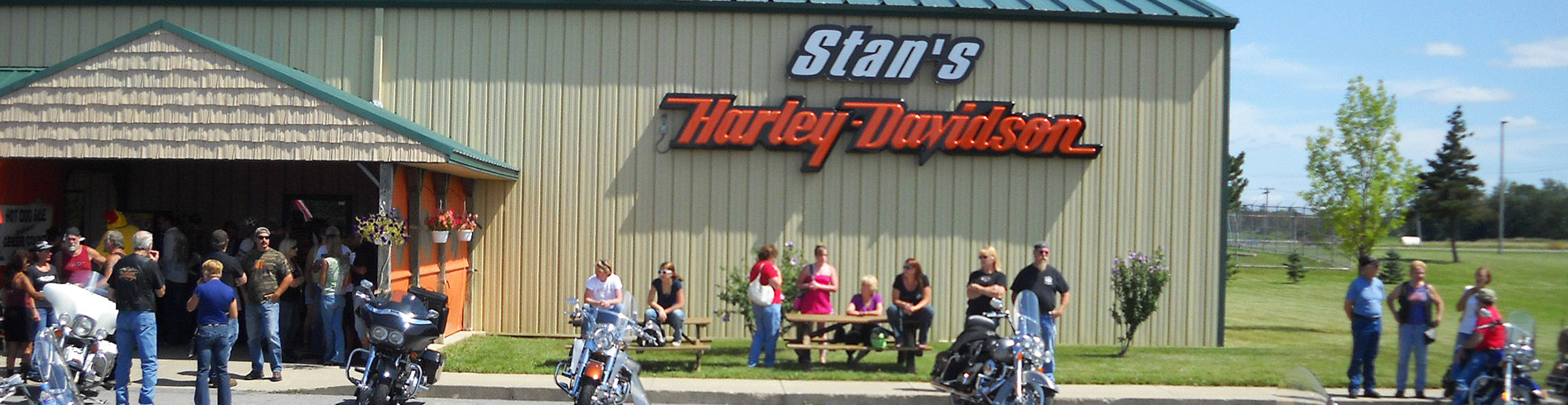 Stan's Harley-Davidson Events