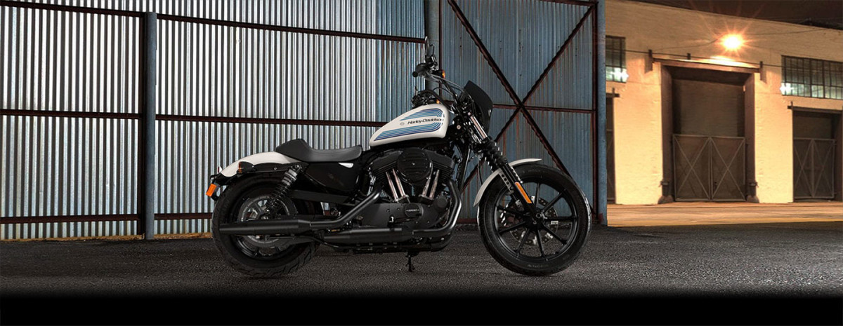 2018 XL1200NS Sportster® IRON® 1200