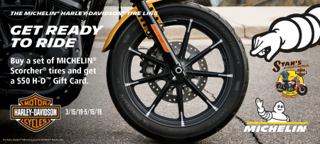 Spring 2019 Michelin Tire Offer