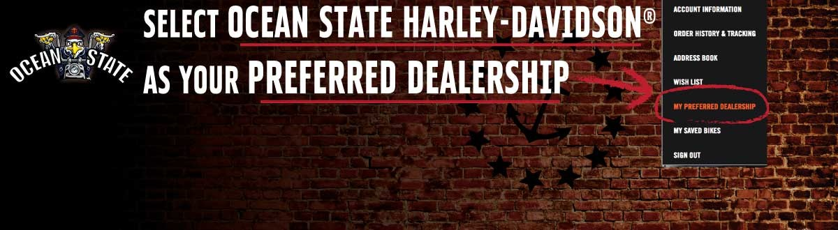 Shop for Harley-Davidson® Parts & Apparel