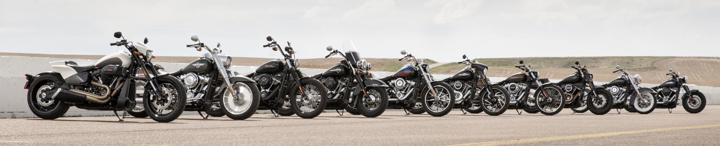 New Harley-Davidson® Motorcycles for Sale in Arkansas