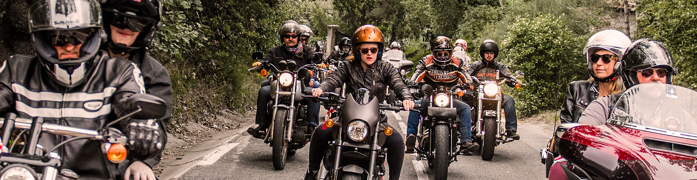 Phantom Harley-Davidson® Events