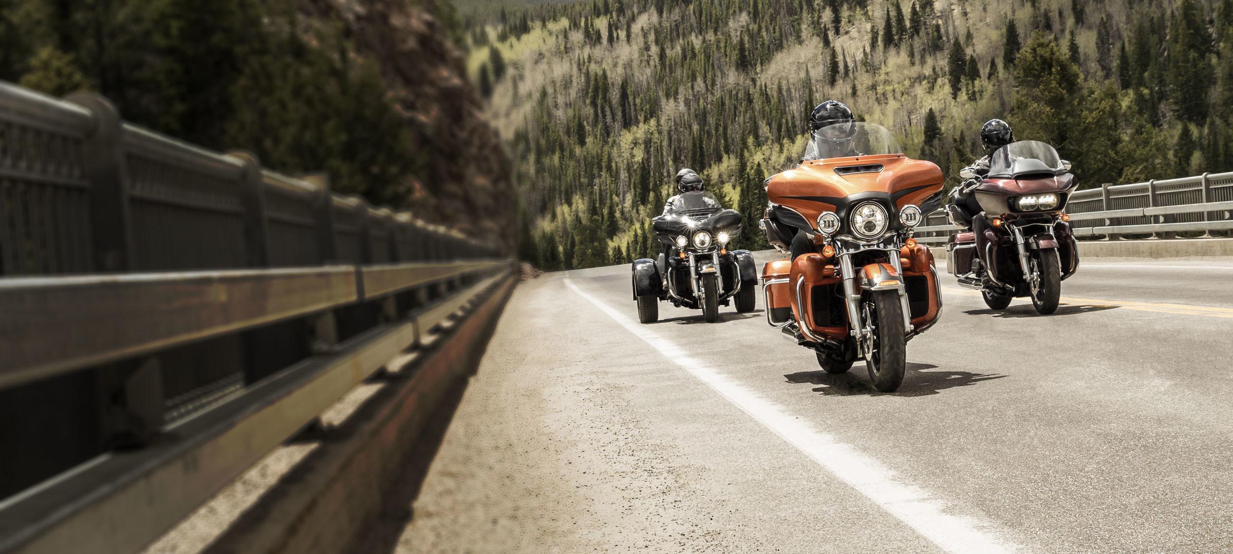 Old Glory Harley-Davidson®