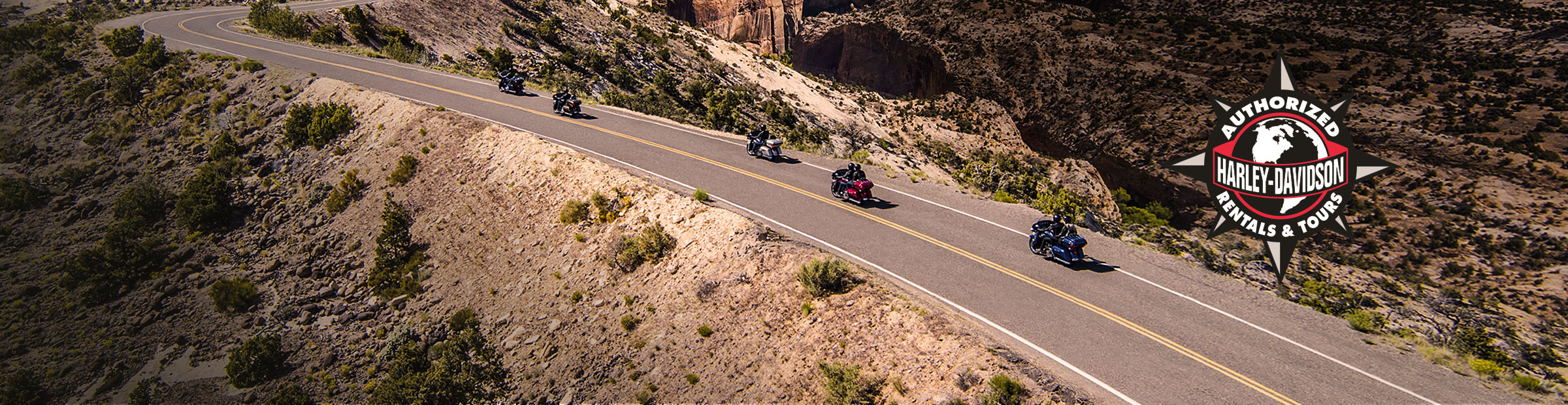 HARLEY-DAVIDSON® AUTHORIZED TOURS