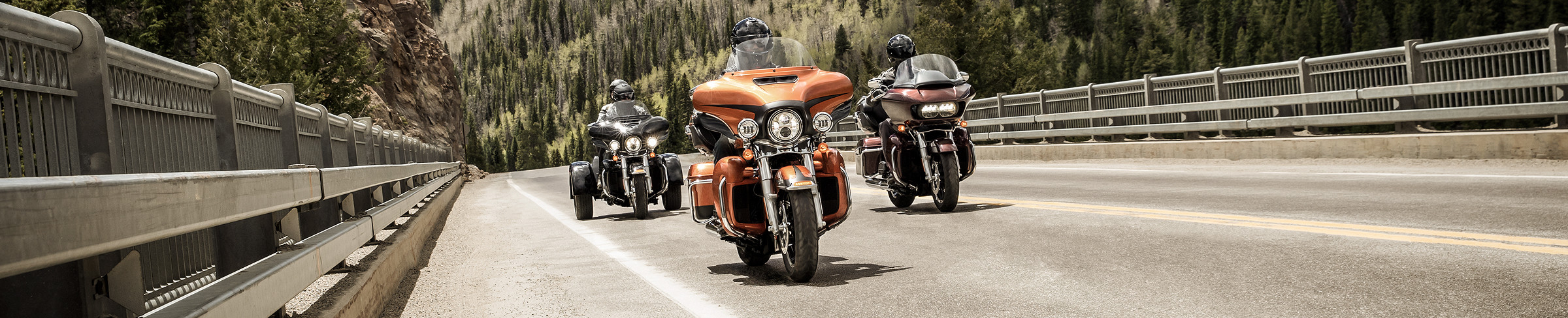 New Harley-Davidson Motorcycle Financing Specials