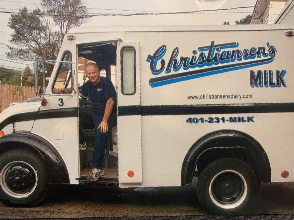 christiansen's dairy north providence | Russ' Ocean State
