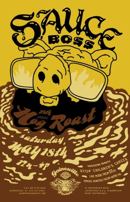18th Annual Hog Roast