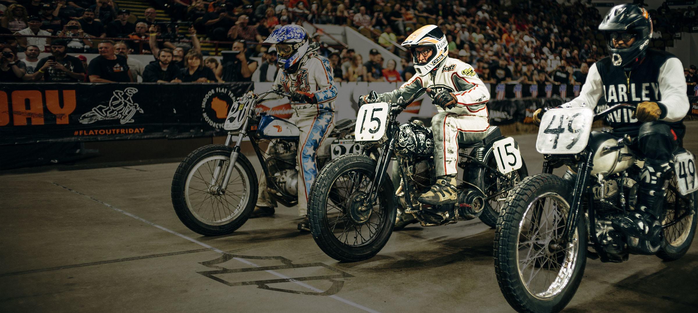 Sierra Steel Harley Davidson