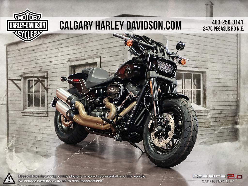 Harley Davidson Fat Bob >> Fat Bob 114