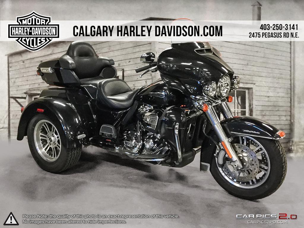 Harley Davidson Tri Glide >> 2018 Harley Davidson
