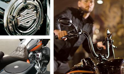 Genuine parts   Barnett's Las Cruces Harley-Davidson®