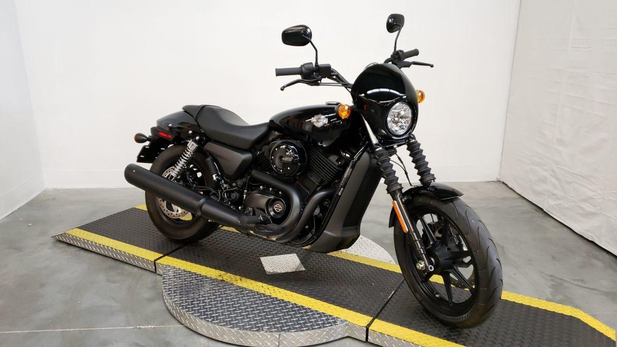 XG500 2018 Harley-Davidson Street 500