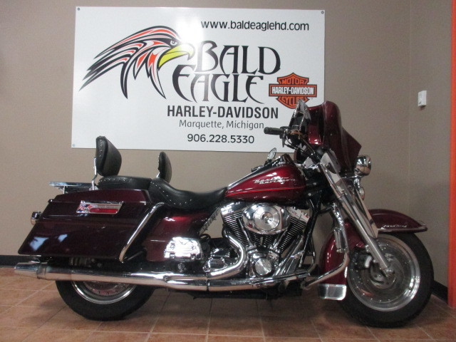 HD FLHR 2001 ROAD KING