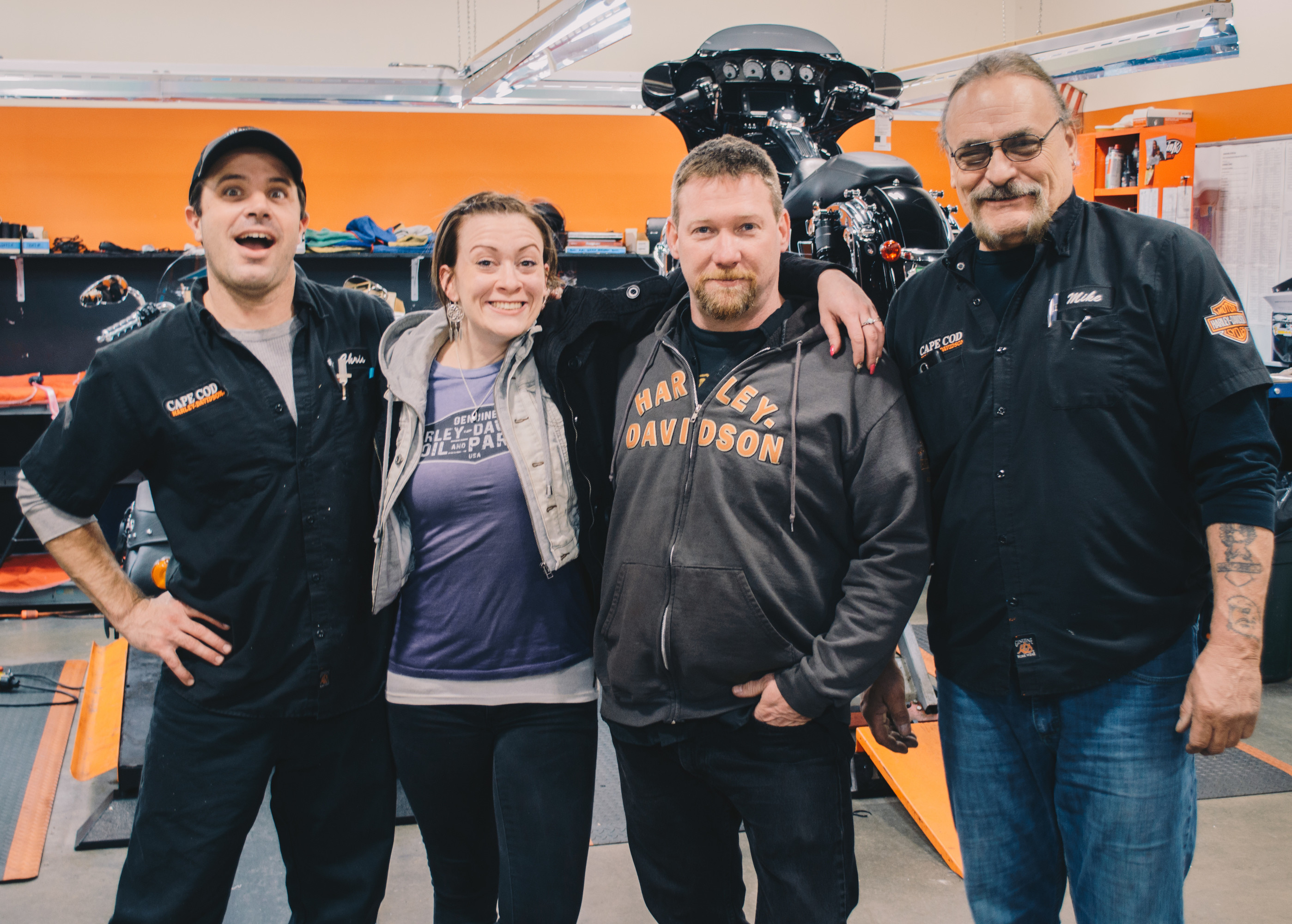 Employment Openings - Cape Cod Harley-Davidson® | Cape Cod