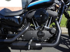Used 2018 HD XL 1200NS - Sportster Iron 1200<sup>™</sup> thumb 3
