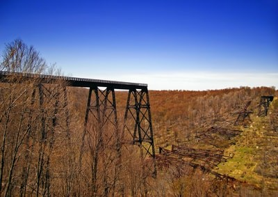 Kinzua Bridge near Bradford PA