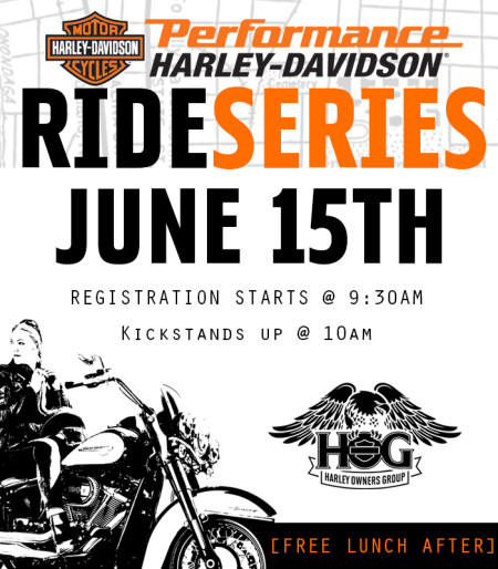 1st Ride Series