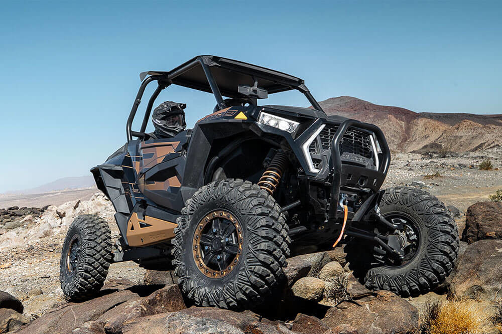 2019 RZR XP® 1000 Trails & Rocks Instagram image 5