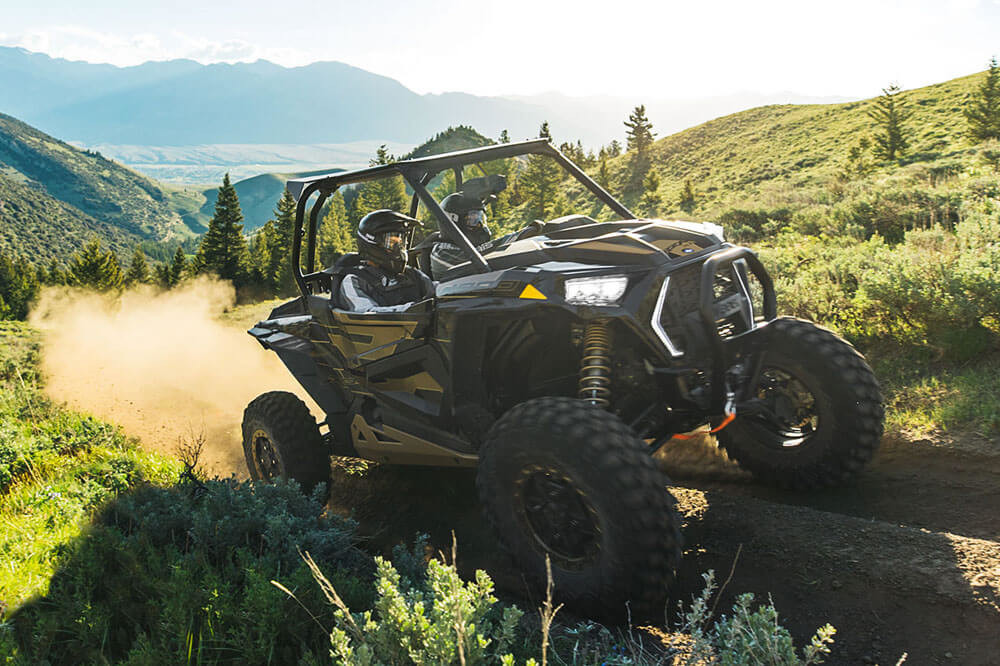 2019 RZR XP® 1000 Trails & Rocks Instagram image 4