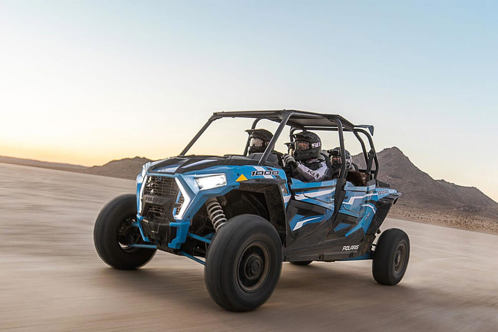 2019 RZR XP® 4 1000 Instagram image 1