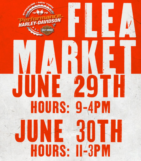 2nd Annual Flea Market (Day 1)