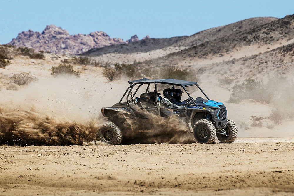 2020 RZR XP® 4 Turbo Instagram image 1