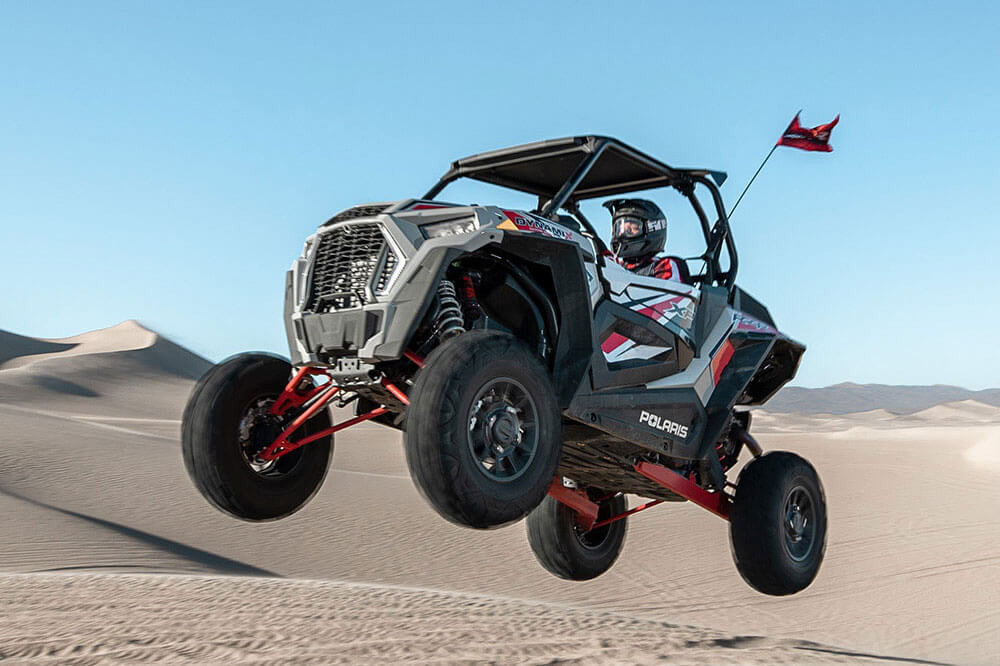 2020 RZR XP® Turbo Instagram image 4